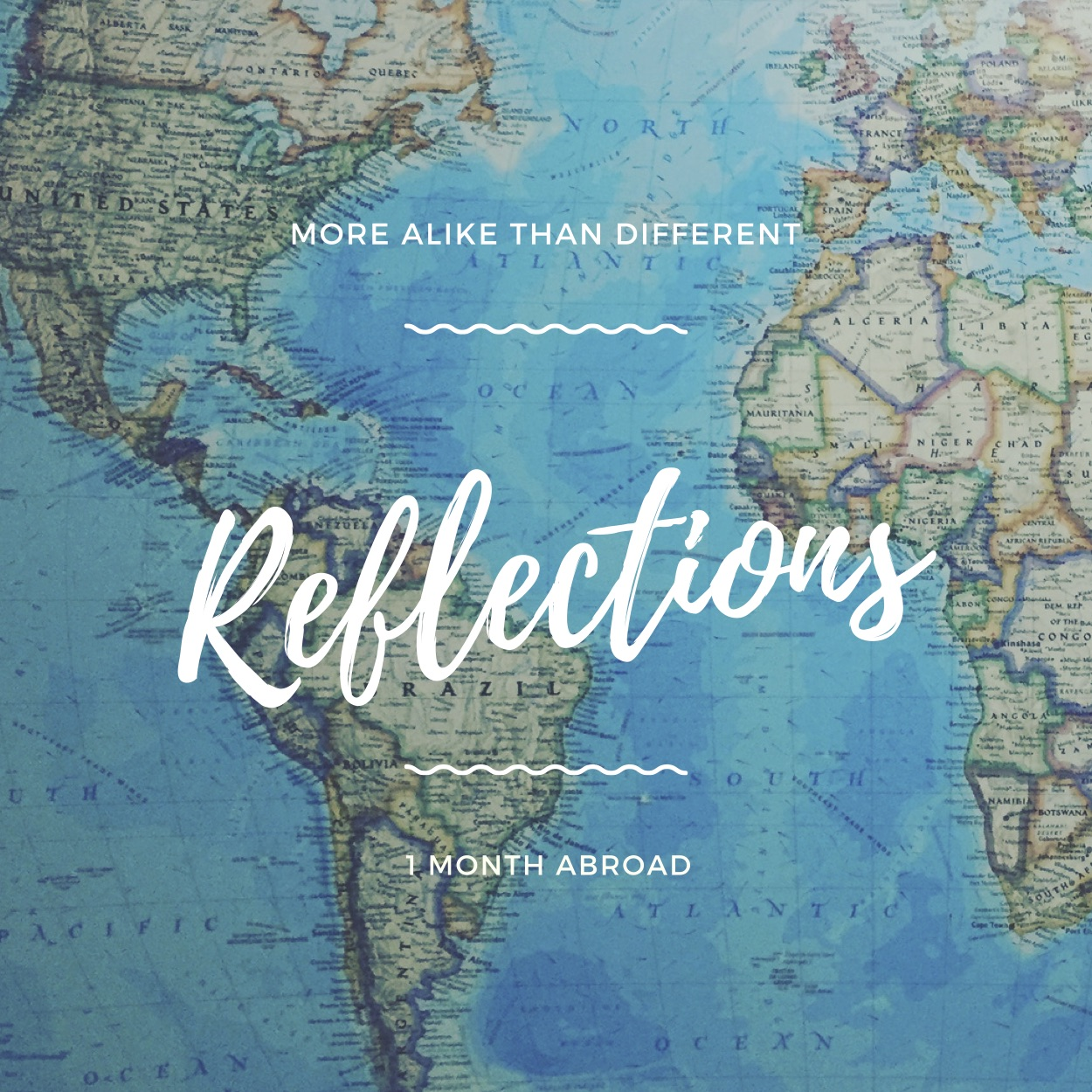 [Travel Reflections] 1 Month Abroad