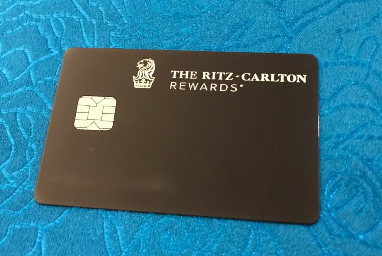 our experiences redeeming the ritz visa travel credit - Visa Travel Card